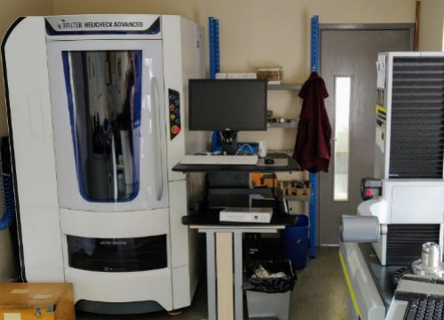 New CNC Measuring Machine at PJ Tooling