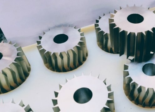 Custom Tooling Cutters For Food Production